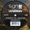 Lenzman - Bittersweet / Rags To Riches (SGN:LTD SGN018, 2010, vinyl 12'')