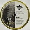 Bulletproof - Anaconda / Foundation (Cyanide Recordings CYAN014, 2004, vinyl 12'')