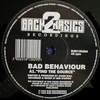 Bad Behaviour - Find The Source / Damascus Danse (Back 2 Basics B2B12029, 1995, vinyl 12'')