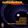various artists - Subplates Volume 4 (Suburban Base SUBBASE56, 1995, vinyl 2x10'')