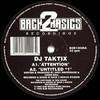 DJ Taktix - Attention (Back 2 Basics B2B12026, 1995, vinyl 12'')