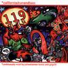 119 Cru - Californiadrumandbass (Sub Base Records USA SB86010-2, 1997, CD, mixed)