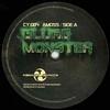 Amoss - Glurg Monster / Create More (Cyclone Recordings CY004, 2010, vinyl 12'')