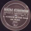 Ben Grimm - Science Of The Mind / M.D.K. (Smokers Inc SINC1206, 1997, vinyl 12'')