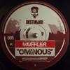 Muffler - Ominous / Wreck (Disturbed Recordings DSTRBD003, 2004, vinyl 12'')