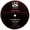 Red One - Strangled Duck / Stop Start (Liftin' Spirit Records ADMM20, 1998, vinyl 12'')