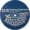Klute - Silent Weapons (Photek remix) / Blitz (Certificate 18 CERT1828, 1998, vinyl 12'')