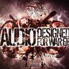 Audio - Designed For War EP (Freak Recordings FREAK026EP, 2007, vinyl 2x12'')