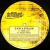 D. Kay & Epsilon - Come Easy / Velvet Skies (Defunked DFUNKD019, 2003, vinyl 12'')