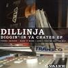 Dillinja - Diggin' In Ya Crates EP (Valve Recordings VLV024EP, 2007, vinyl 2x12'')