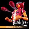 Busdriver - Cosmic Cleavage (Big Dada BDCD070, 2004, CD)