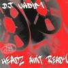 DJ Vadim - Headz Ain't Ready (Jazz Fudge JFR002CD, 1995, CD)
