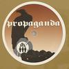 Amit - White Trash / Propaganda (Commercial Suicide SUICIDE039, 2008, vinyl 12'')