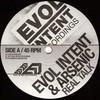 various artists - Real Talk / Timeline (Evol Intent EI012, 2008, vinyl 12'')