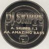 DJ Skipps - Skipps 1,2 / Amazing Bass (Smokers Inc SINC1208, 1997, vinyl 12'')