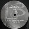 Prizna feat. Demolition Man - Fire (Labello Blanco LAB001, 2003, vinyl 12'')