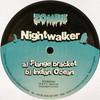 Nightwalker - Flange Bracket / Indian Ocean (Zombie (UK) ZOMBIEUK004, 2005, vinyl 12'')