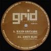 various artists - Hand Grenade / Amen Slag (Remixes) (Grid Recordings GRID022, 2003, vinyl 12'')
