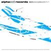 various artists - Alphacut 007 (Alphacut Records ACR007, 2008, vinyl 12'')