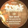 The Sect - Patriarch / Annihilation (Freak Recordings FREAK029, 2008, vinyl 12'')