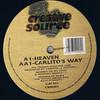 Carlito - Heaven / Carlito's Way (Creative Source CRSE001, 1995, vinyl 12'')