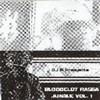various artists - Bloodclot Ragga Jungle Vol. 1 (Killa Records BRJ001, 2002, CD compilation)