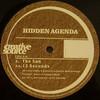 Hidden Agenda - The Sun / 12 Seconds (Creative Source CRSE016, 1997, vinyl 12'')