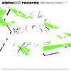 various artists - Alphacut 006 (Alphacut Records ACR006, 2007, vinyl 12'')
