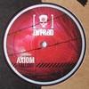 Axiom - Fallout / Nightwatch (Disturbed Recordings DISTURBD017, 2008, vinyl 12'')