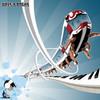 Mow - Train To Melmac (Remixes) (Have-A-Break Recordings HAB004, 2006, vinyl 12'')