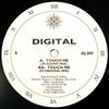 Digital - Touch Me (Timeless Recordings DJ009, 1995, vinyl 12'')