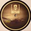 Fourward - Silver / Blur (Disturbed Recordings DISTURBD019, 2009, vinyl 12'')