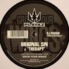 Original Sin - Grow Your Wings LP Sampler (Playaz Recordings PLAYAZ008LPS, 2009, vinyl 12'')