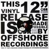 Martsman - Klikoucha / Disharmonic Anti-Anthem (Offshore Recordings OSR021, 2008, vinyl 12'')