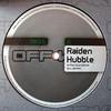 Raiden - Hubble / M82 (Offkey OK14, 2009, vinyl 12'')