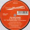 DJ Ascend - Future Funk / Supernatural (Unison Remix) (Second Movement SMR32, 1998, vinyl 12'')