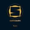 various artists - Subtle Audio Vol I (Subtle Audio Recordings SUBTLE001CD, 2008, CD + mixed CD)