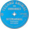 Techno Animal - Unmanned (Position Chrome CHROME1, 1996, vinyl 12'')