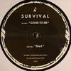 Survival - Pray / Good To See (Audio Tactics AT005, 2009, vinyl 12'')
