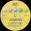 various artists - Kinda Funky / Drifting (Bingo Beats BINGO002, 2001, vinyl 12'')