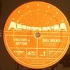Fracture & Neptune - Hull Breach / Tape Fog (Astrophonica APHA002, 2010, vinyl 12'')