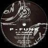 P-Funk - P-Funk Era / Xpandin Minds (Frontline Records FL007, 1995, vinyl 12'')