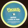 Polska - Fondle / Taught (Breakin BRK06, 2005, vinyl 12'')