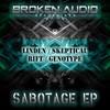 various artists - Sabotage EP (Broken Audio Recordings BRKN004EP, 2009, file)