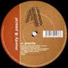 Pascal & Monty - Gravity / Landslide (Frontline Records FRONT047, 2000, vinyl 12'')