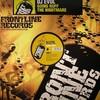 DJ Evol - Going Ruff / The Nightmare (Frontline Records FRONT075, 2005, vinyl 12'')