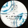 P-Funk - Return Of Da Funksta / Mind Stresser (It'saPthang) (Frontline Records FRONT010, 1995, vinyl 12'')