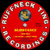 Substance - Rude Girls / The Killing / Crazy Horse (RuffNeck Ting Records RNT001, 1995, vinyl 12'')