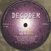 Decoder - Pushin' / Nosis (RuffNeck Ting Records RNT007, 1996, vinyl 12'')