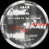 Jack n Phil - I Like It / Listen (Basement Records BRSS43, 1995, vinyl 12'')